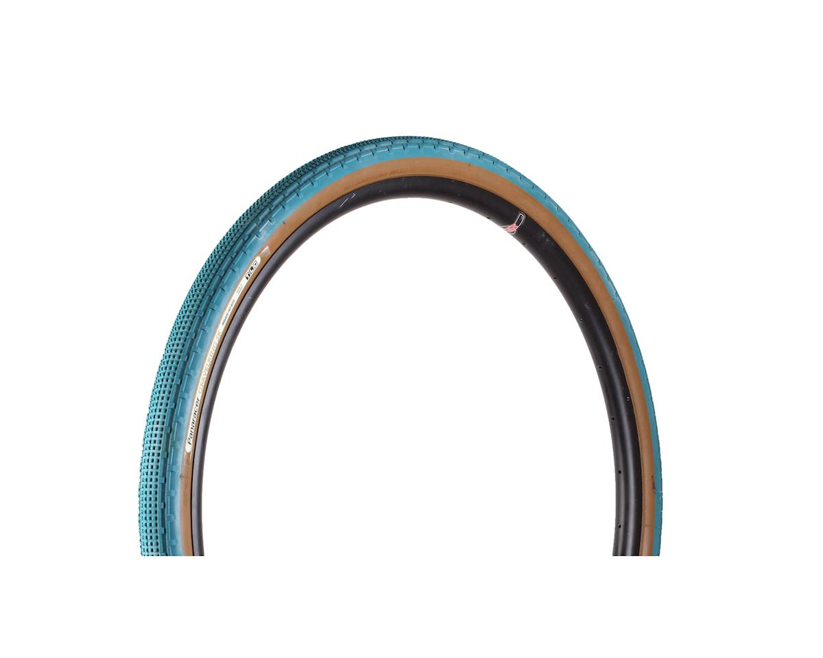 Panaracer Gravelking SK Tubeless Gravel Tire (Nile Blue/Brown) (700 x 43)