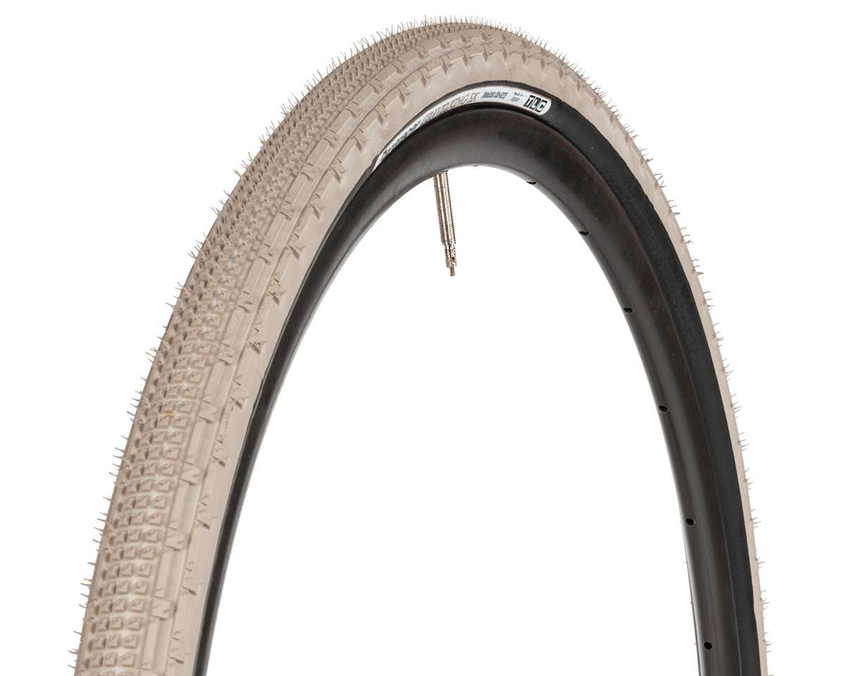 Panaracer Gravelking SK Tubeless Gravel Tire (Sand Stone/Black) (700 x 43)