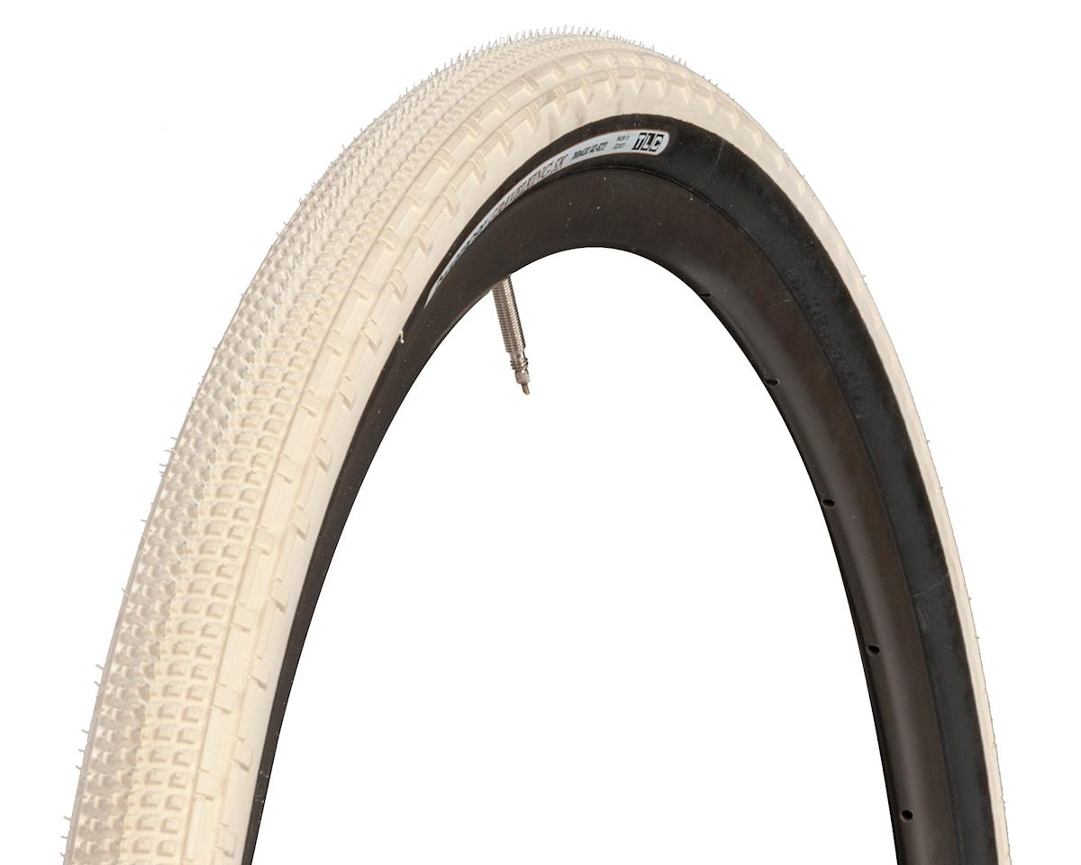 Panaracer Gravelking SK Tubeless Gravel Tire (Ivory White/Black) (700 x 43)