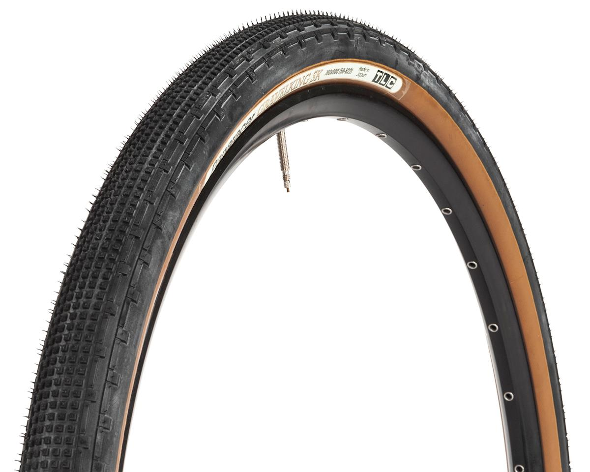 Panaracer Gravelking SK Tubeless Gravel Tire (Black/Brown) (700 x 50)