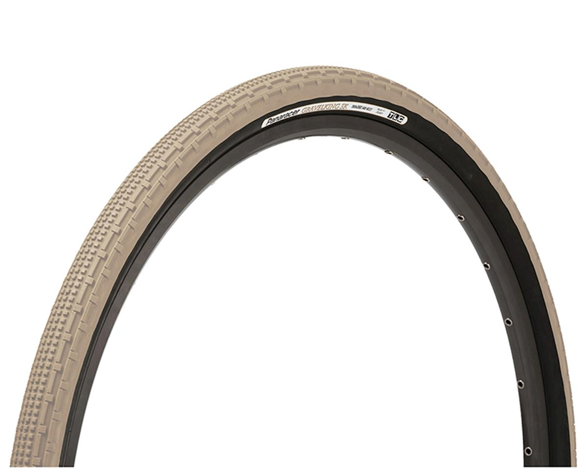 Panaracer Gravelking SK Tubeless Gravel Tire (Sand Stone/Black) (700 x 50)
