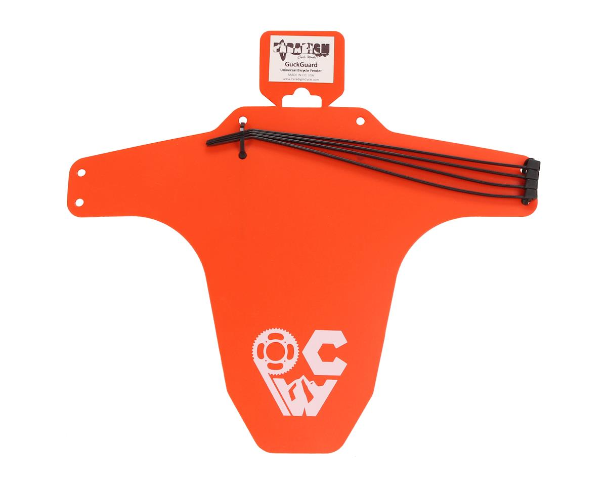 Paradigm Cycle Works Guck Guard (Orange)