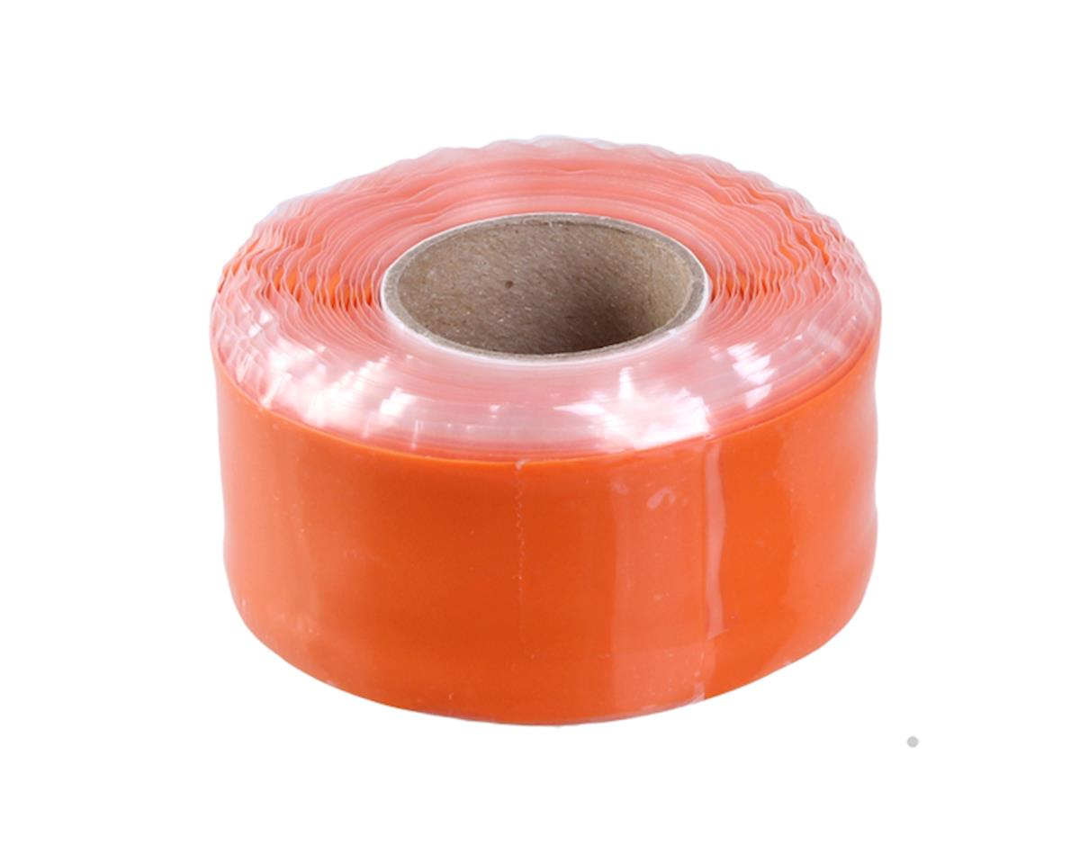 Paradigm Cycle Works Stay guard, .75mm x 25mm x 300cm roll - orange