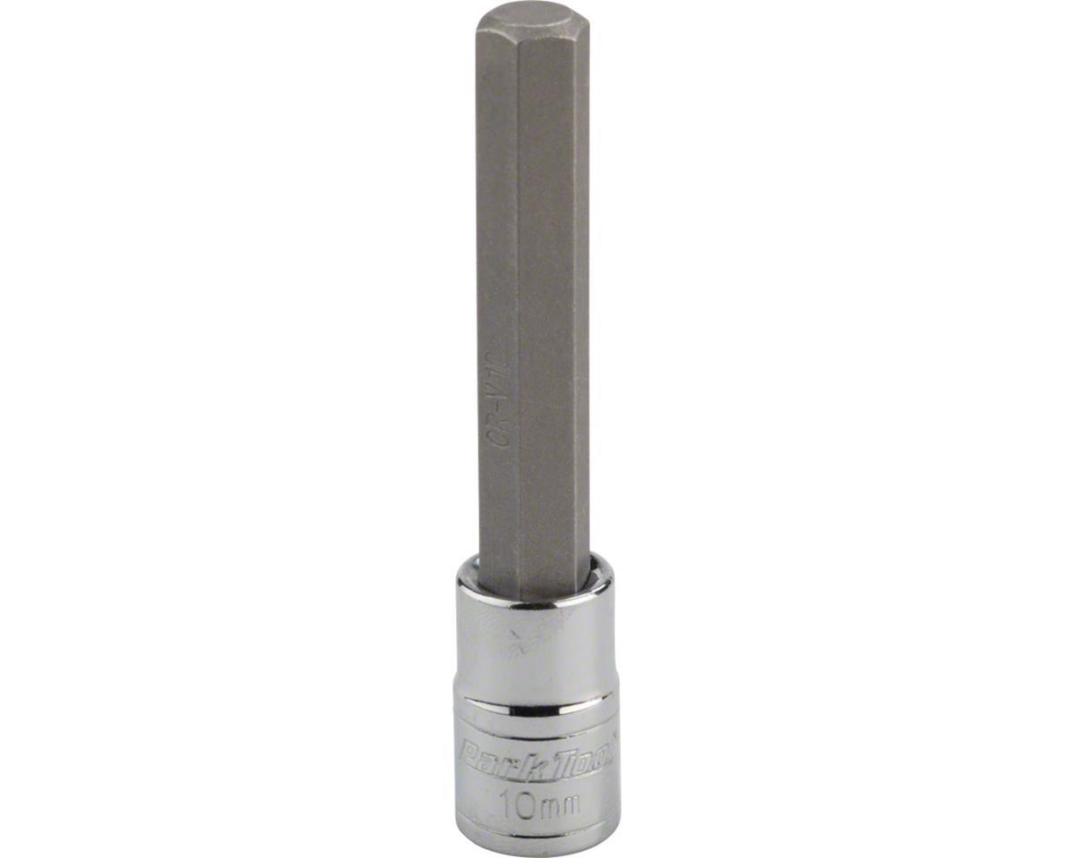 Park Tool 1670 10mm Socket Bit (For SBS/SKT)