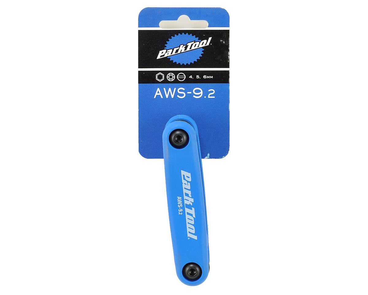 Image 3 for Park Tool AWS-9.2 Folding Hex Wrench Set