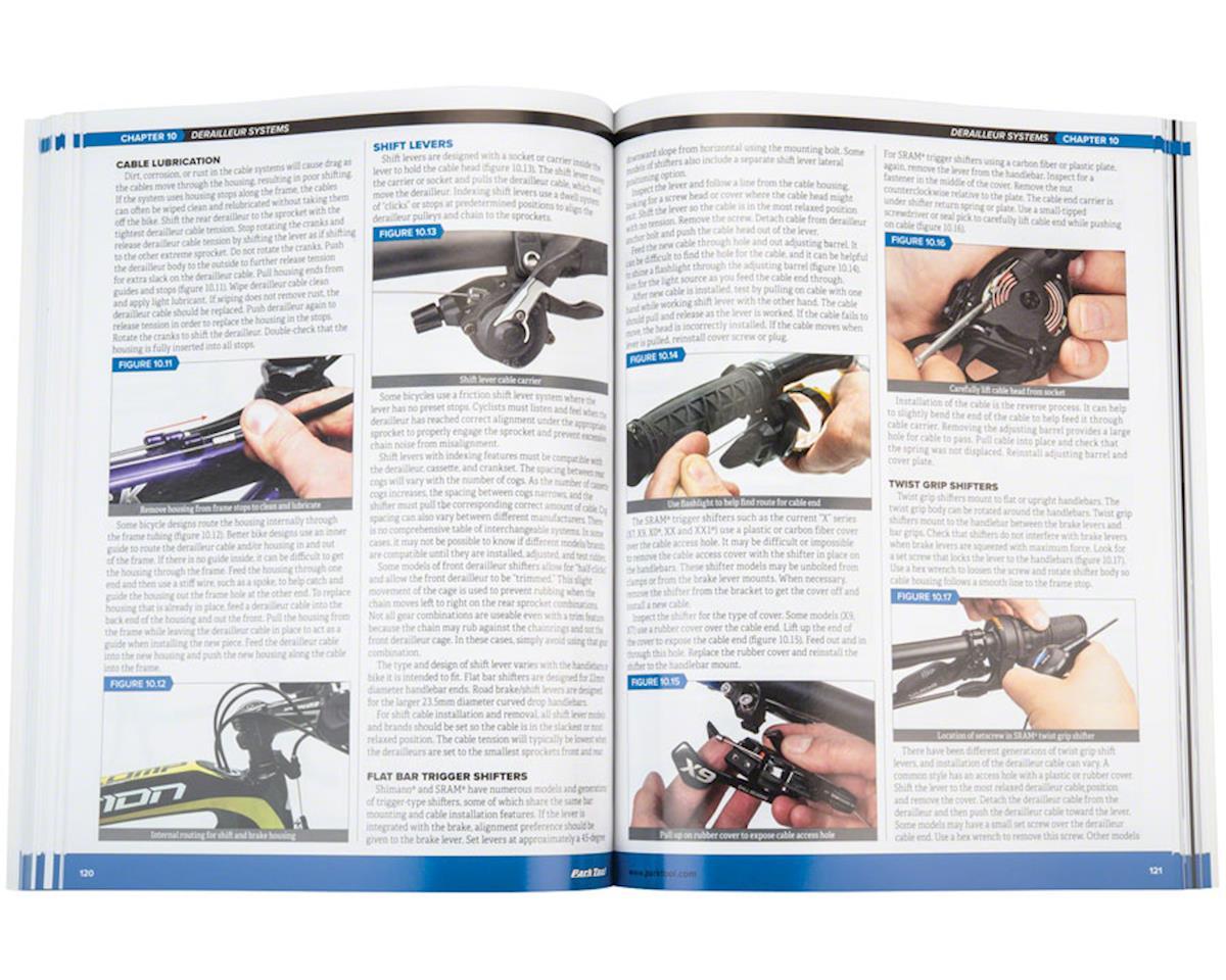 Park Tool Big Blue Book Of Bike Repair 4th Edition