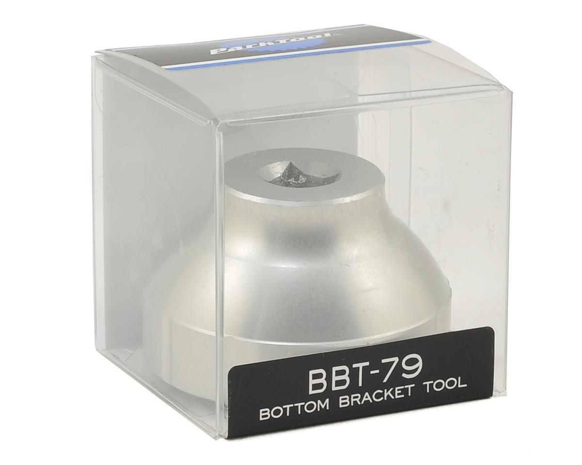 "Park Tool BBT-79 12 Tooth 46mm External BB Tool for 3/8"" Ratchet"