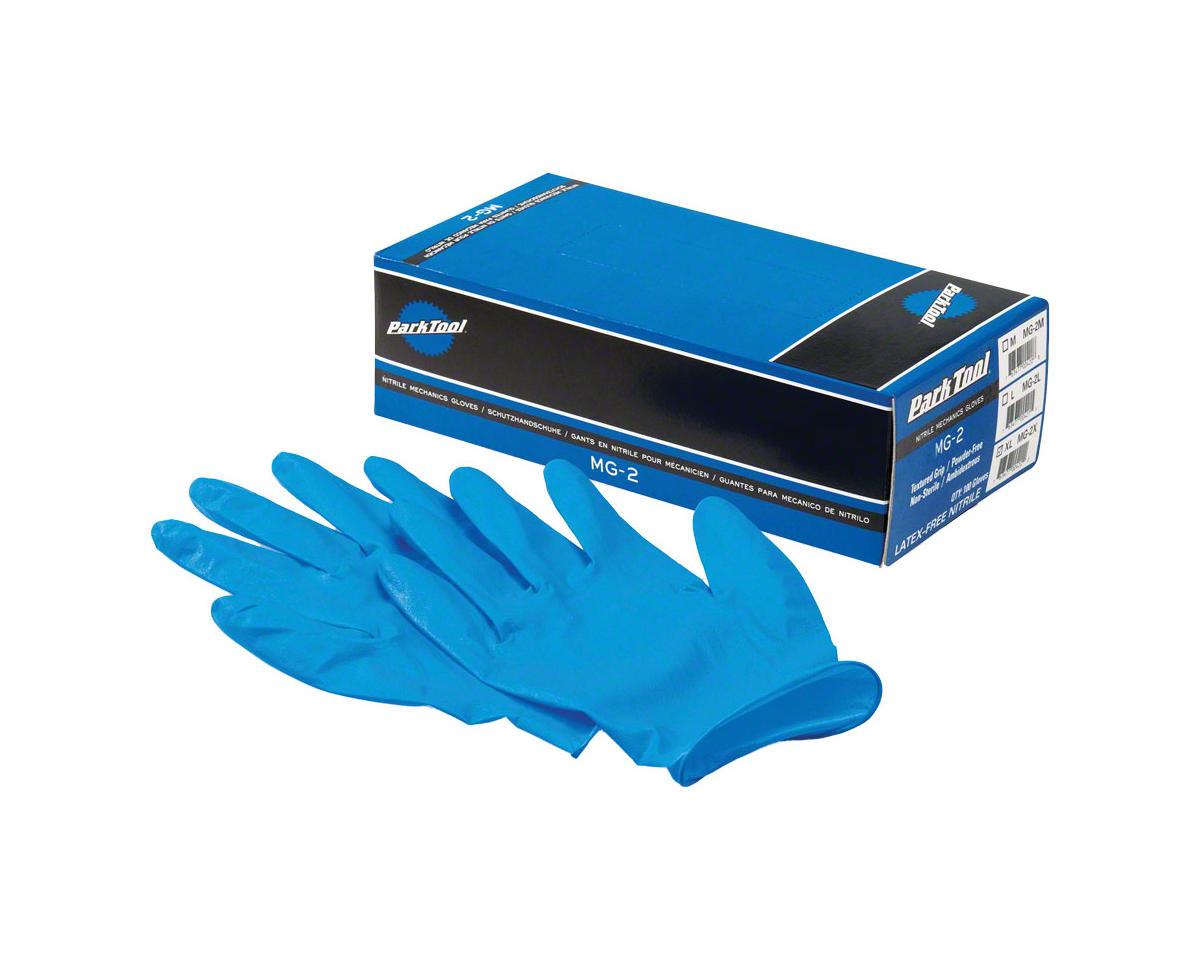 Park Tool MG-2 Nitrile Mechanic Gloves (S)