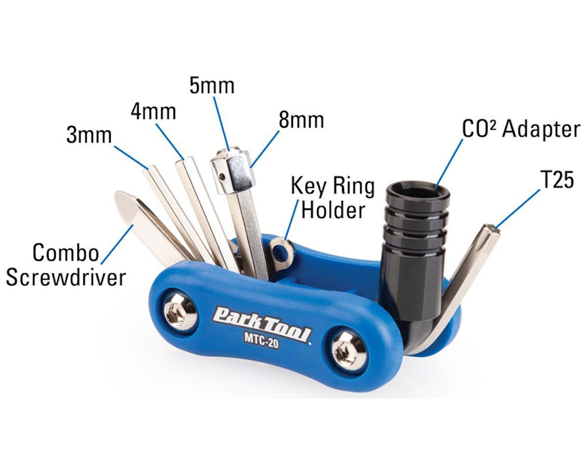 Park Tool MTC-20 Composite Multi-Tool