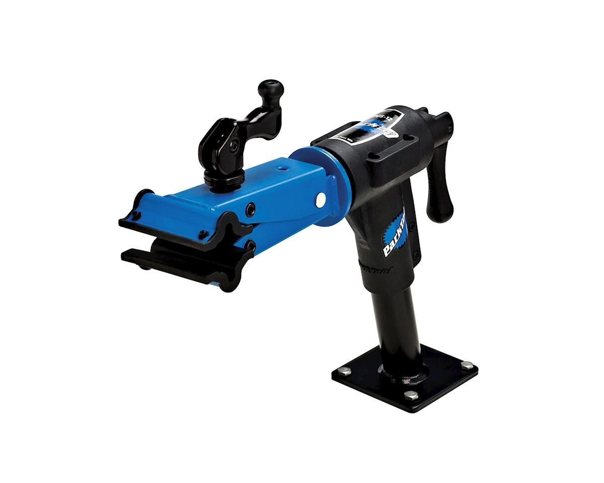 Park Tool PCS-12 Home Mechanic Bench Mount Stand | relatedproducts