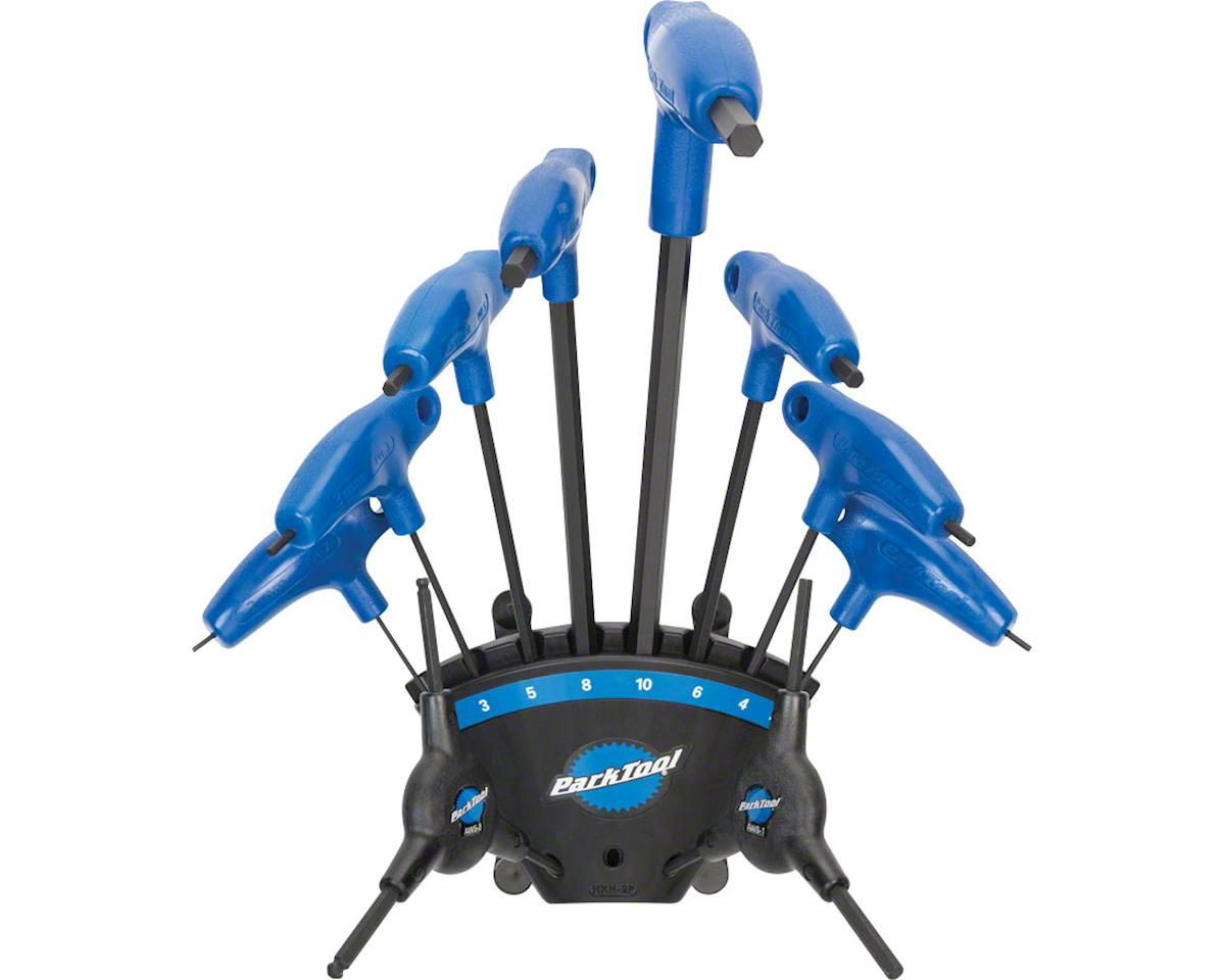 Park Tool PH-1 P-Handled Hex Set w/Holder