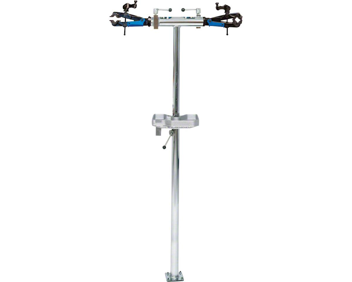 Park Tool PRS-2.2-2 Double Arm Stand with 100-3D Micro Adjust Clamps