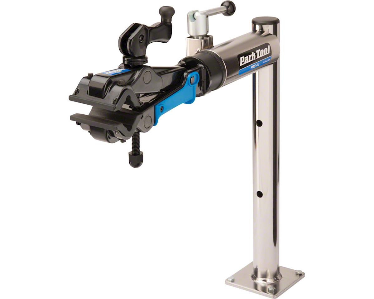 Park Tool PRS-4.2-2 Bench Mount Stand w/ 100-3D