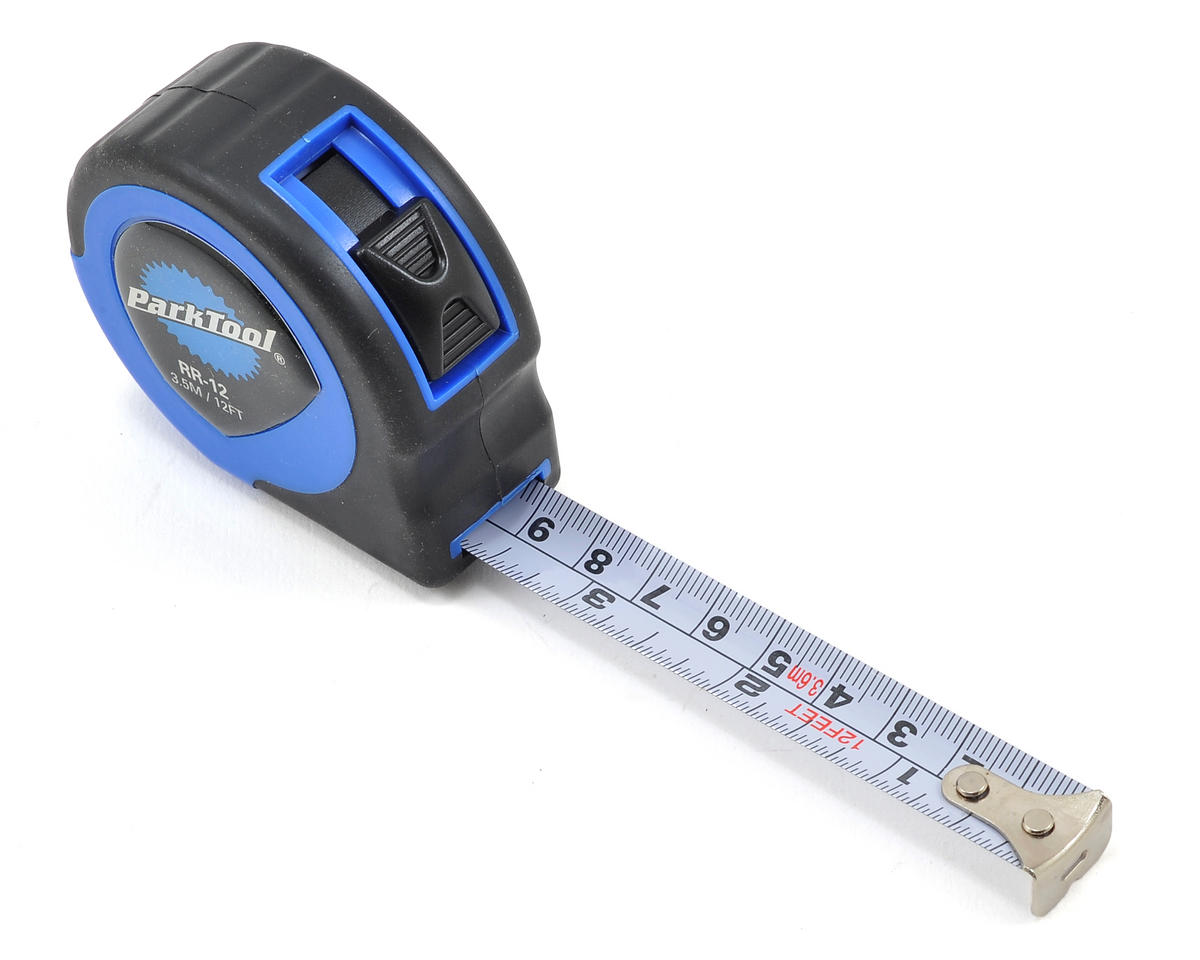 Park Tool RR-12C Tape Measure (12 Foot)