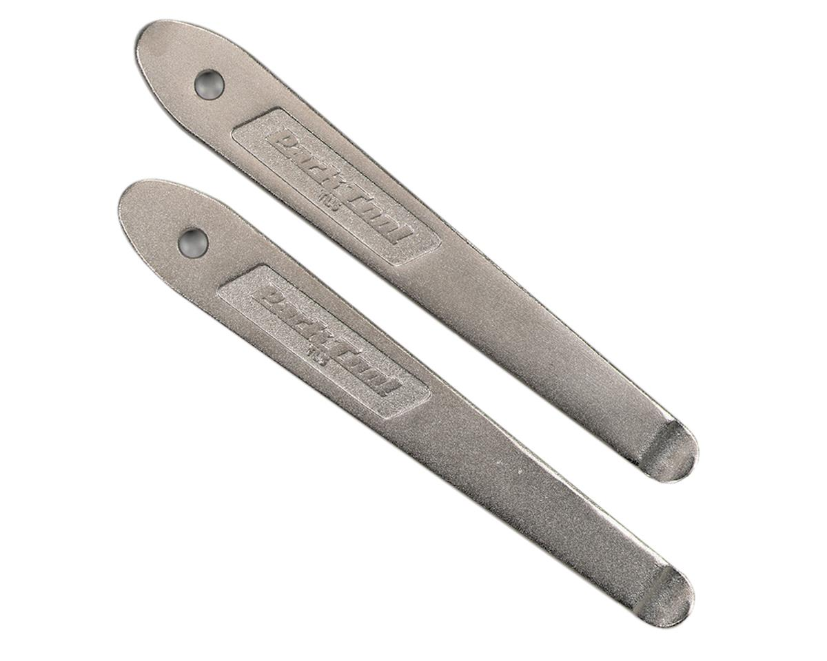 Park Tool TL-5 Heavy Duty Steel Tire Lever (Pair)
