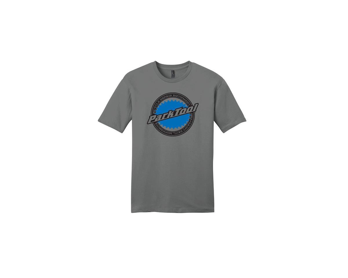 Park Tool Logo T-Shirt (Gray) (L)