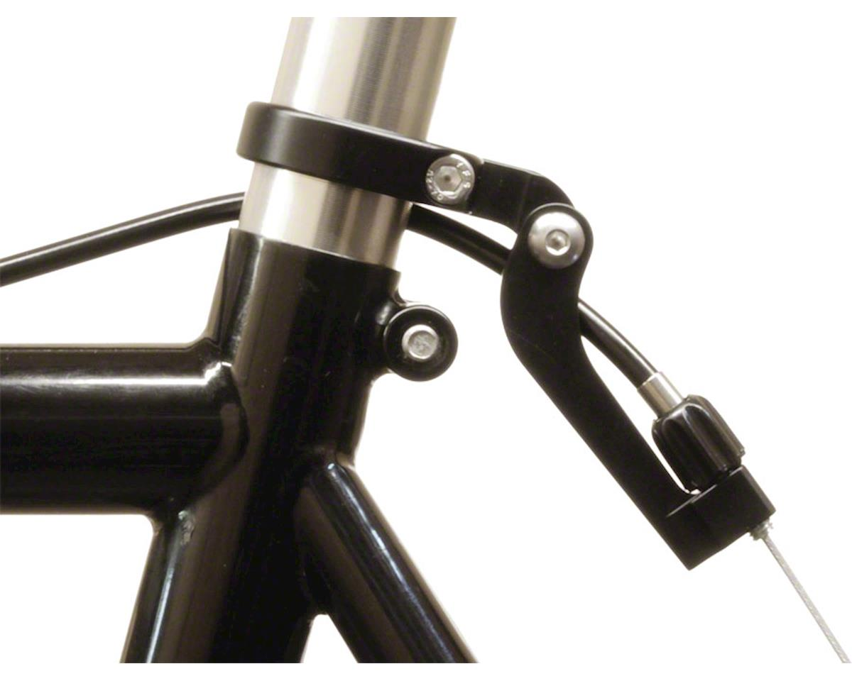 Paul Components Funky Monkey Rear Seat Post Cable Hanger (Black) (27.2mm)