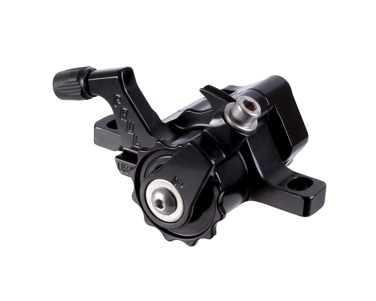 Paul Components Klamper Disc Brake Caliper (Black) (Short-Pull)