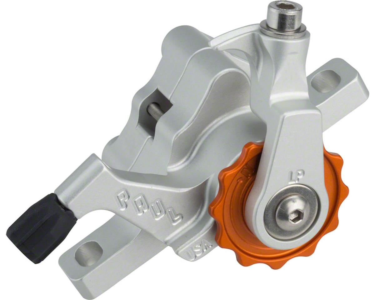 Paul Components Klamper Disc Caliper (Silver) (Long Pull)