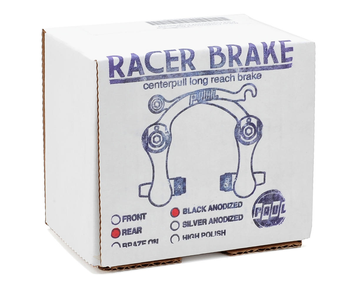 Paul Components Racer Brake (Rear) (Black)