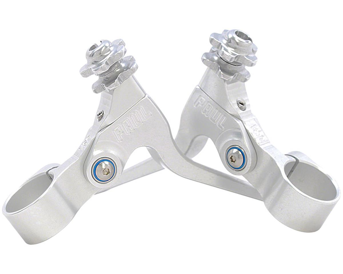 Paul Component Engineering Canti Lever Brake Levers Silver