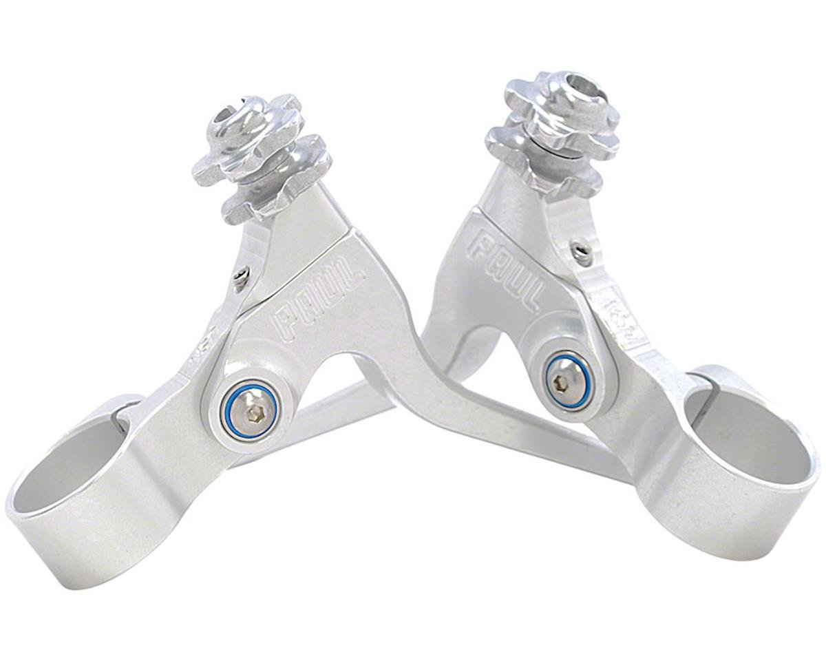 Paul Components Canti Lever Brake Levers (Silver)