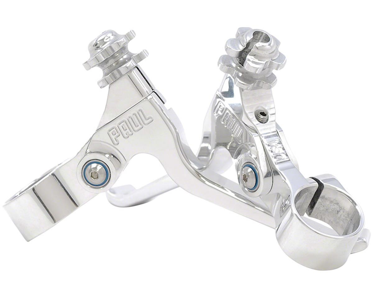 Paul Components Cantilever Brake Levers (Polished Silver) (Pair)