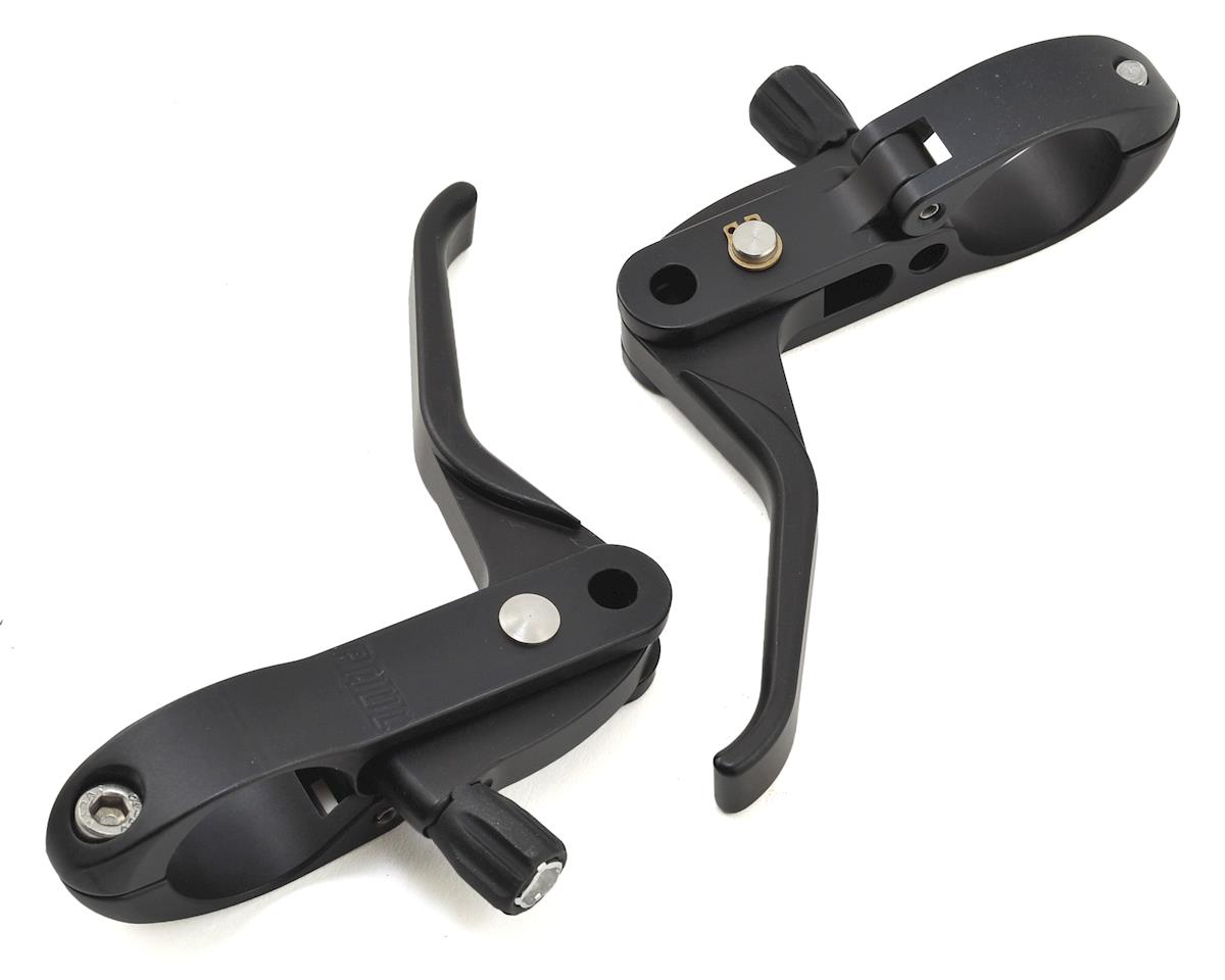 Paul Components Cross In-Line Brake Levers (26.0) (Black)