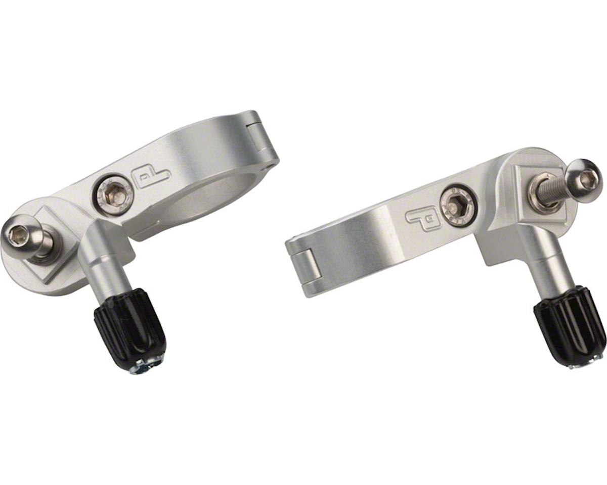 Paul Components Thumbies Shifter Mounts (Silver) (Shimano) (22.2mm)