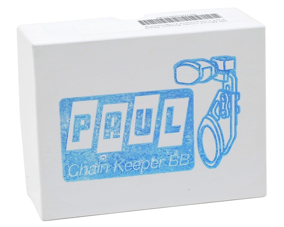 Paul Components Chain Keeper BB Mount (Black)