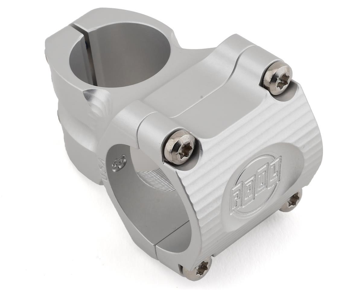 Boxcar Stem (35mm Clamp) (35mm Length) (Sliver)
