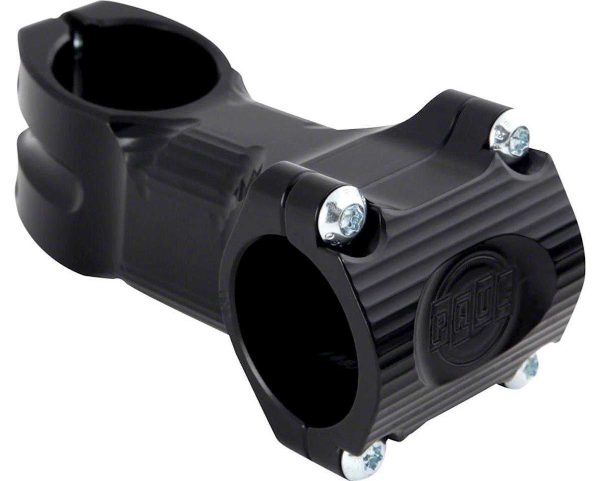 "Paul Components Boxcar Stem (Black) (+/- 15°) (31.8mm) (1-1/8"") (70mm)"