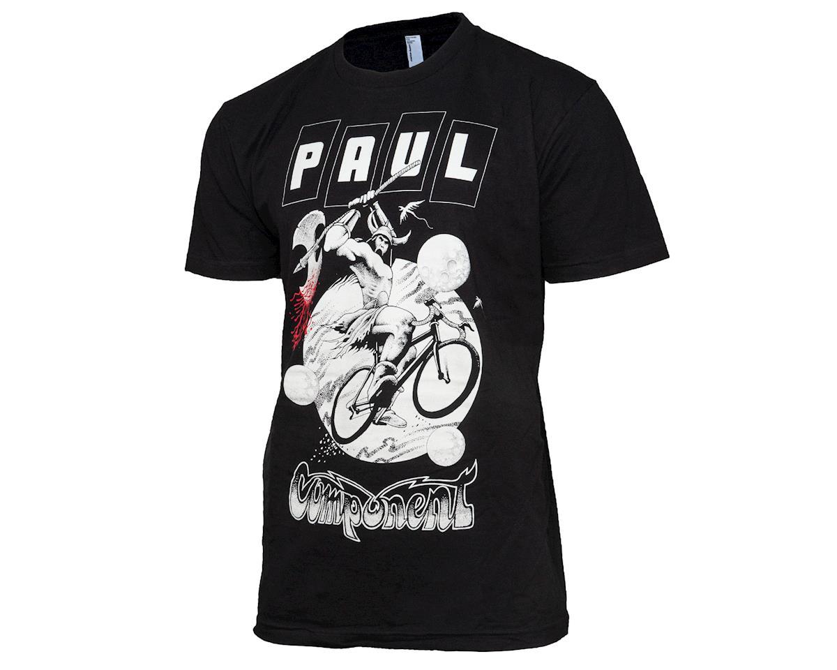 Paul Components Barbarian Tee Shirt (Black) (L)