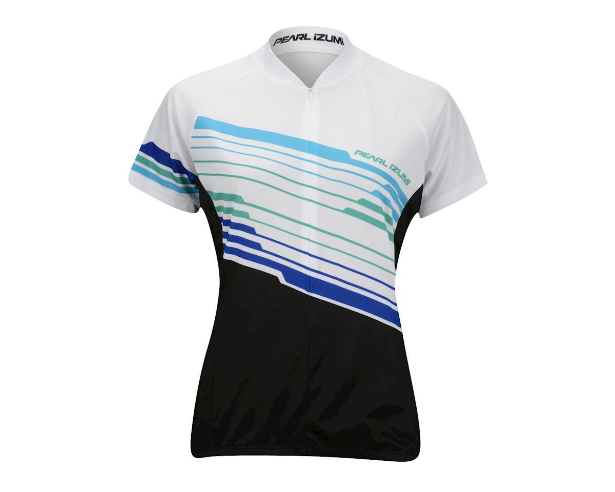 Pearl Izumi Women's Select LTD 15 Short Sleeve Jersey (Blue)