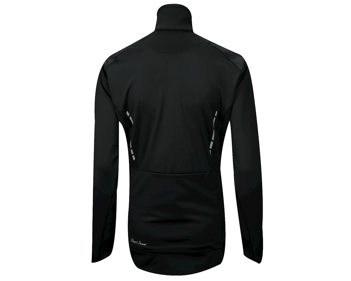 Pearl Izumi Women's Elite Softshell 180 Jacket (Black)