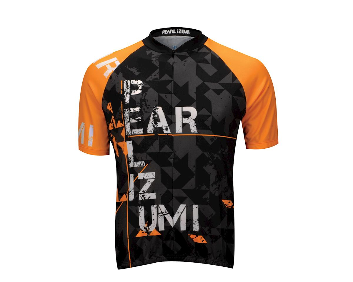 Pearl Izumi Select LTD Kinetic Short Sleeve Jersey (Black)
