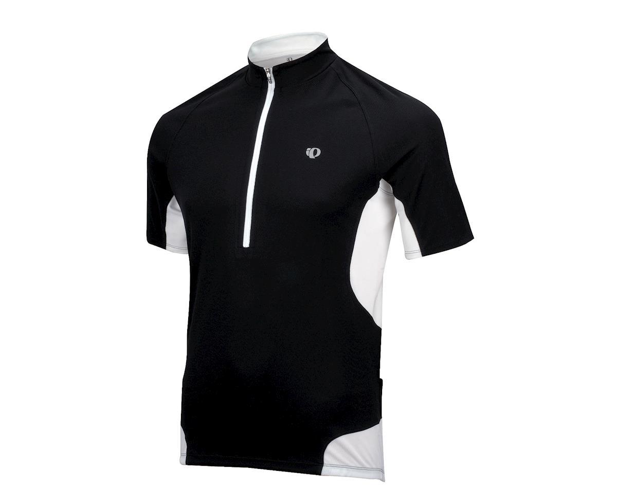 Pearl Izumi Veer Short Sleeve Jersey (Black)