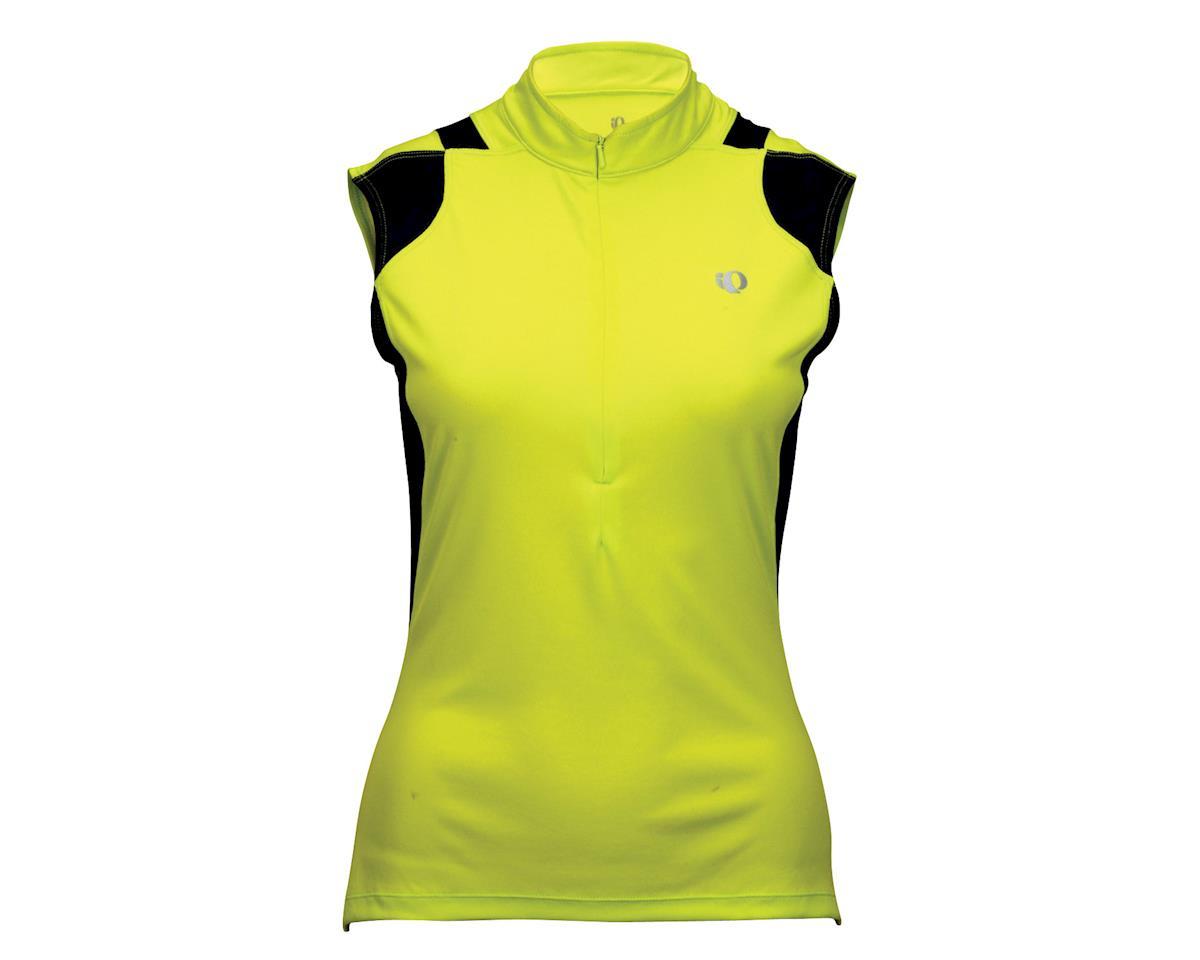 Pearl Izumi Women's Select Sleeveless Jersey (Lime)