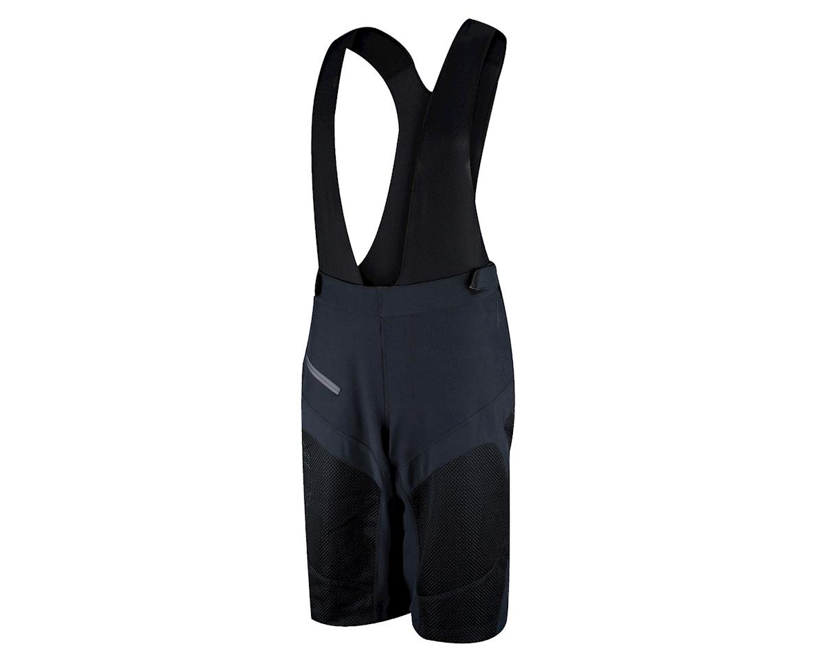 Pearl Izumi Veer Shorts with Bib Liner (Black)