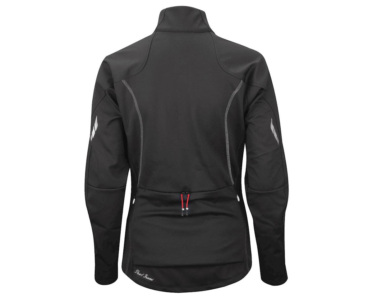 Pearl Izumi Women's P.R.O. Softshell Jacket (Black)