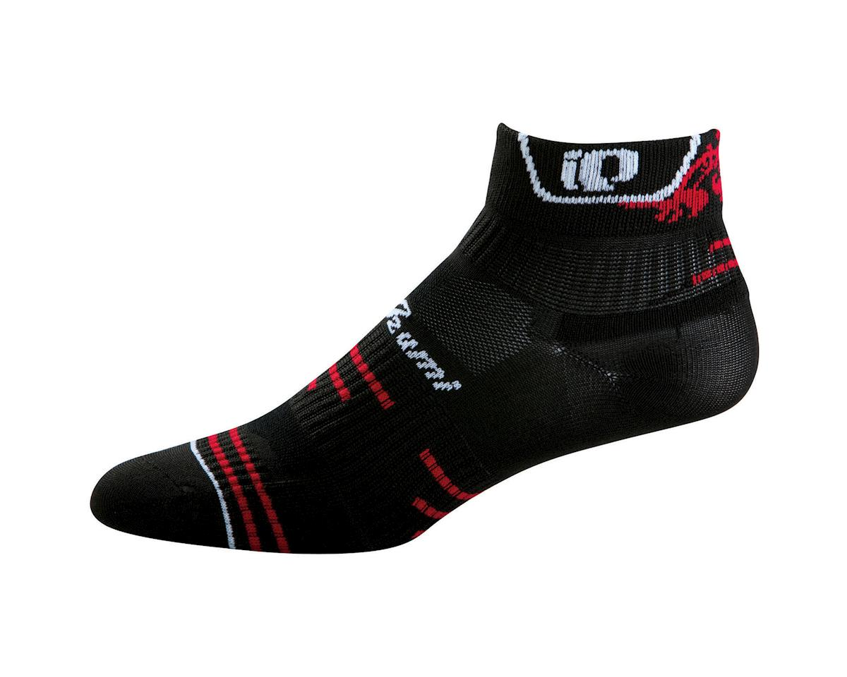Pearl Izumi Women's P.R.O. Black Socks (Black)