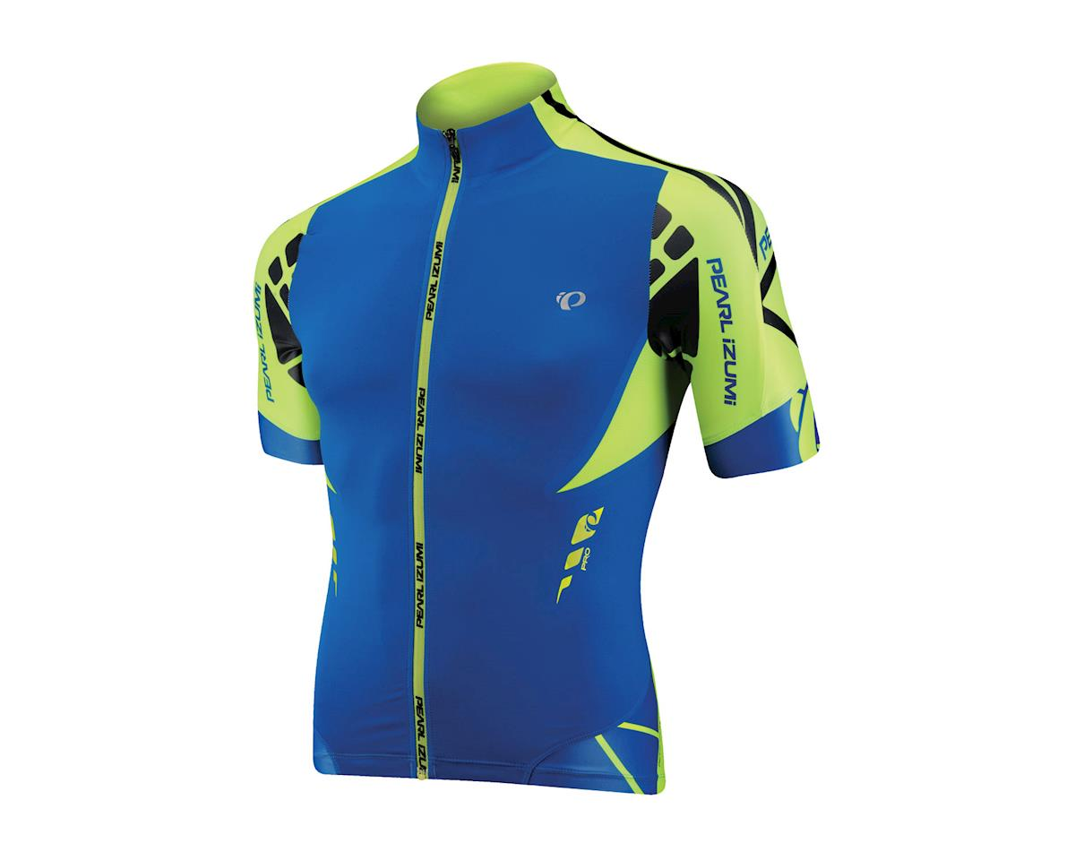 e7c99fda1 Pearl Izumi P.R.O. Leader Short Sleeve Jersey (Black Yellow)  11 ...