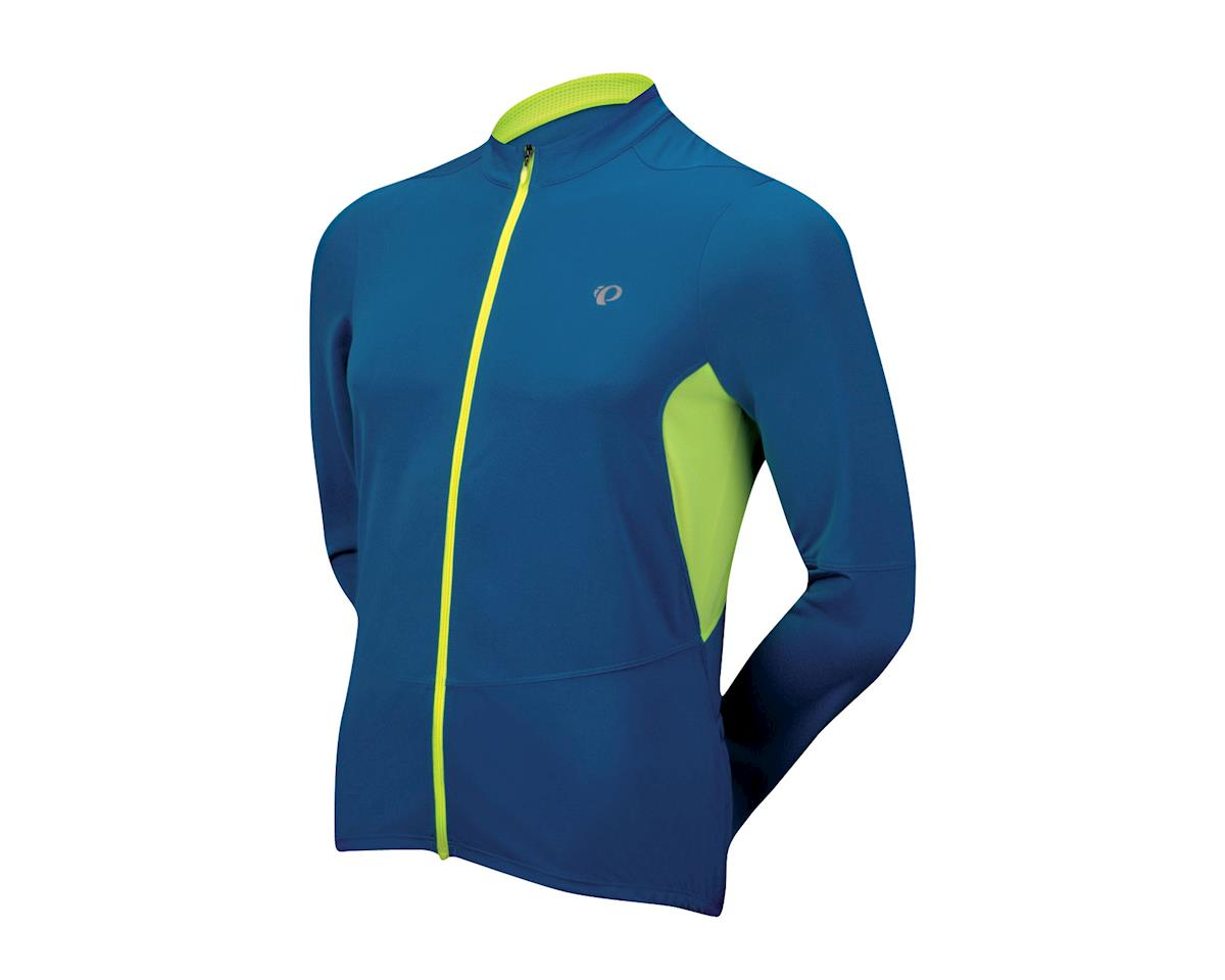 Pearl Izumi Attack Long Sleeve Jersey - Performance Exclusive (Blue)