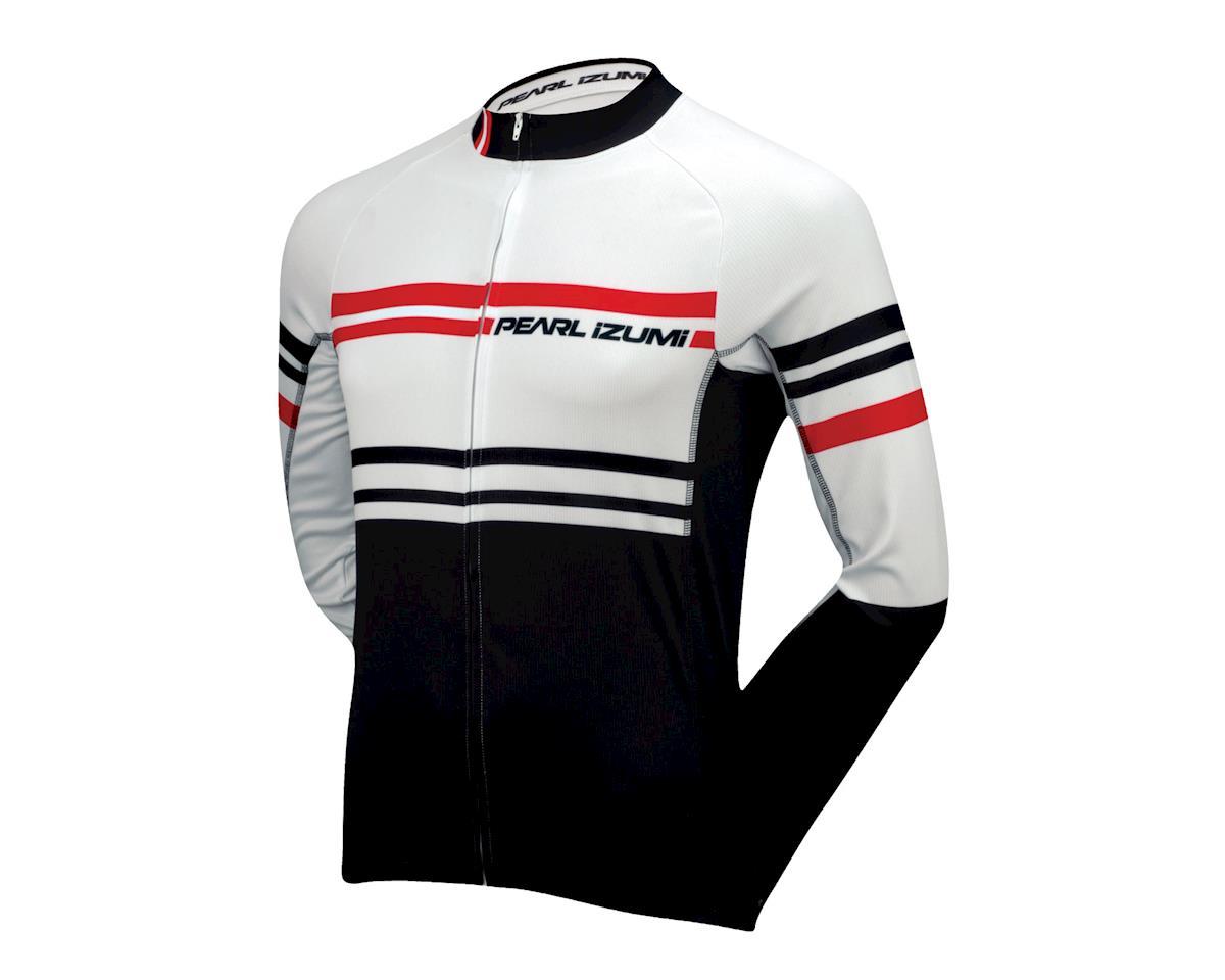 Pearl Izumi Elite Thermal LTD Long Sleeve Jersey (Black)