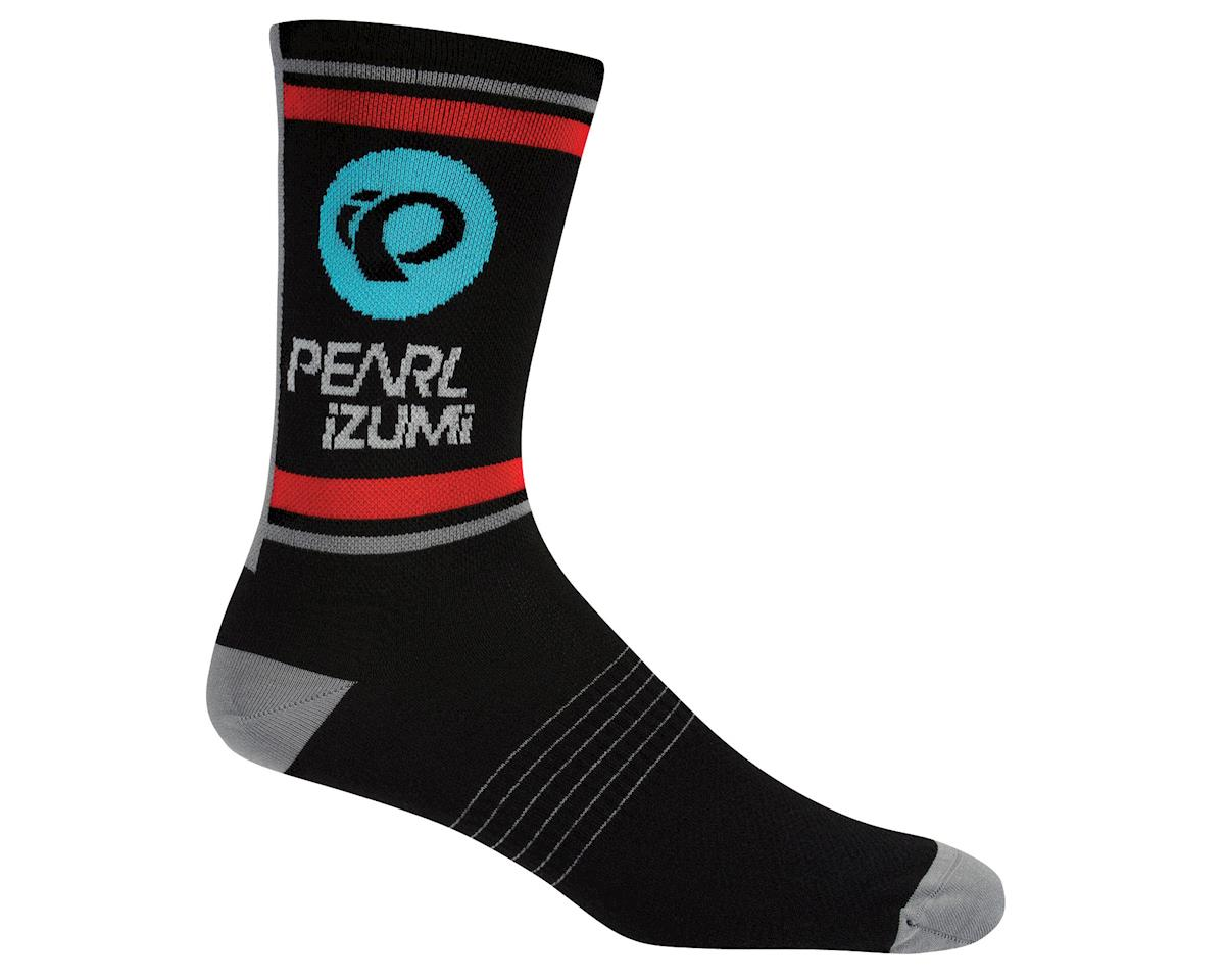 Pearl Izumi Elite Custom Tall Socks (Black)