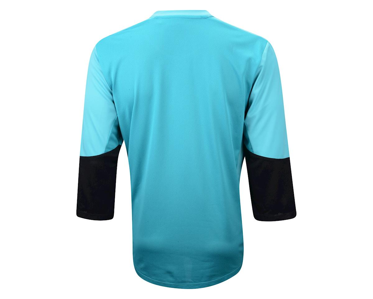 Pearl Izumi Launch  Sleeve Jersey (Black / Green)