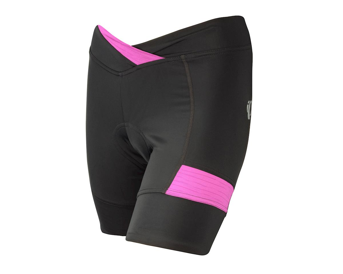 Pearl Izumi Women's Select Escape Texture Shorts (Black / Green)