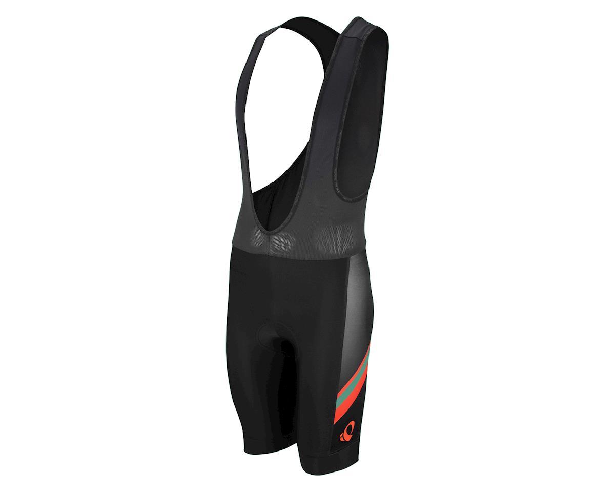Pearl Izumi Select LTD Bib Shorts - Performance Exclusive (Black/Orange)