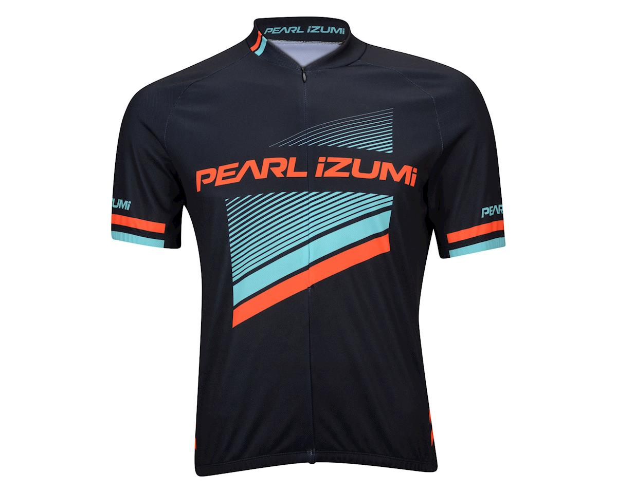 Pearl Izumi Select LTD Short Sleeve Jersey - Performance Exclusive (Black/Orange)