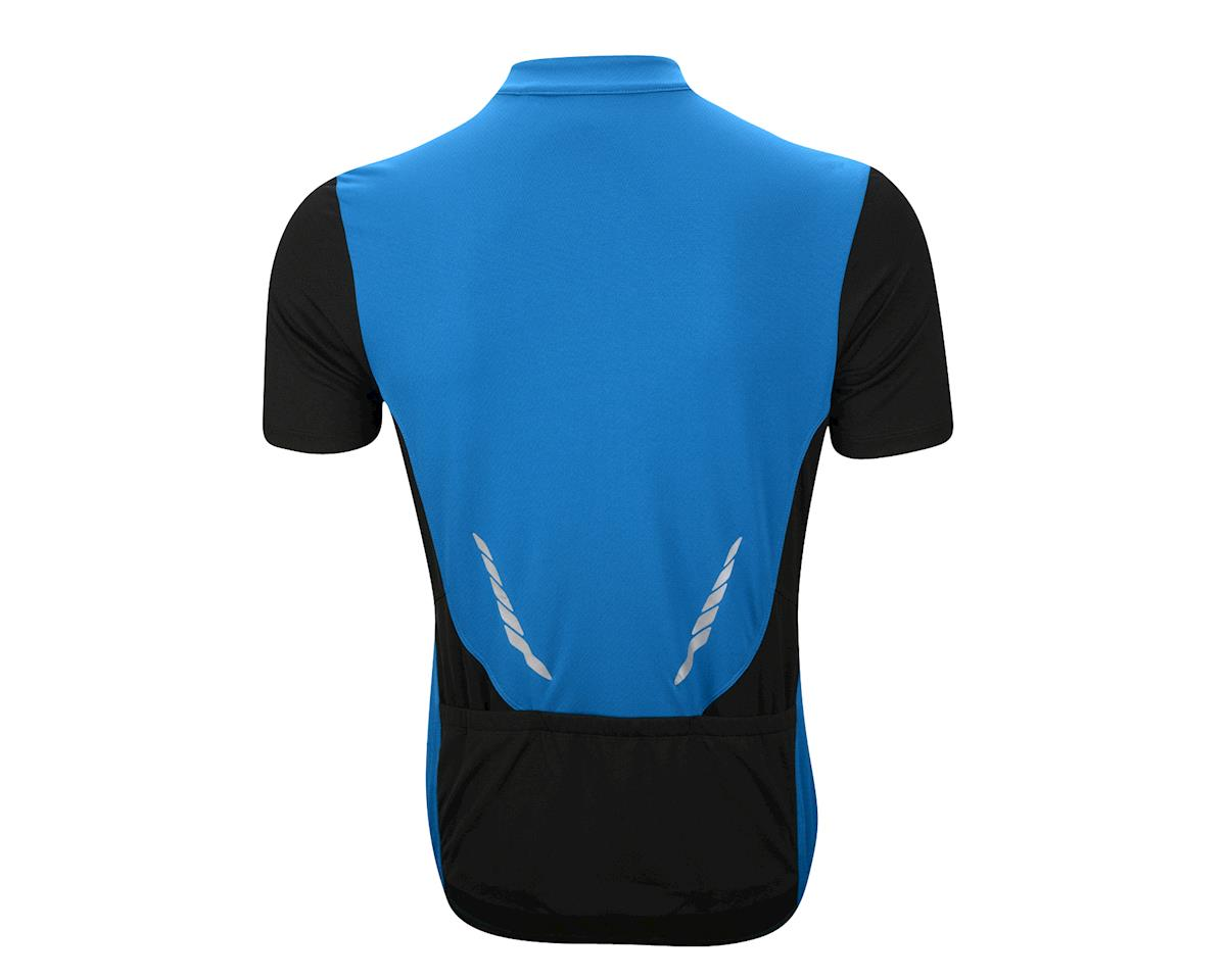 Pearl Izumi Podium Short Sleeve Jersey - Performance Exclusive (Matte Black/High Vis)